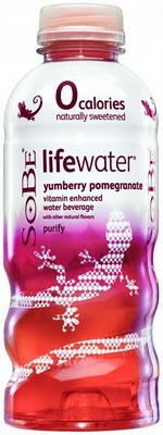 SOBE LIFEWATER almost free at Target UPDATE!