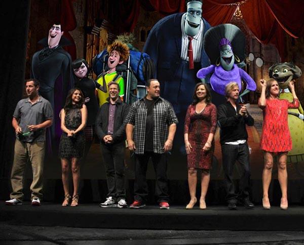 Image Gallery hotel transylvania cast