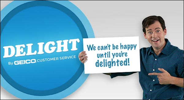 Delight by GEICO Customer Service - Read My Story! - Gay NYC Dad