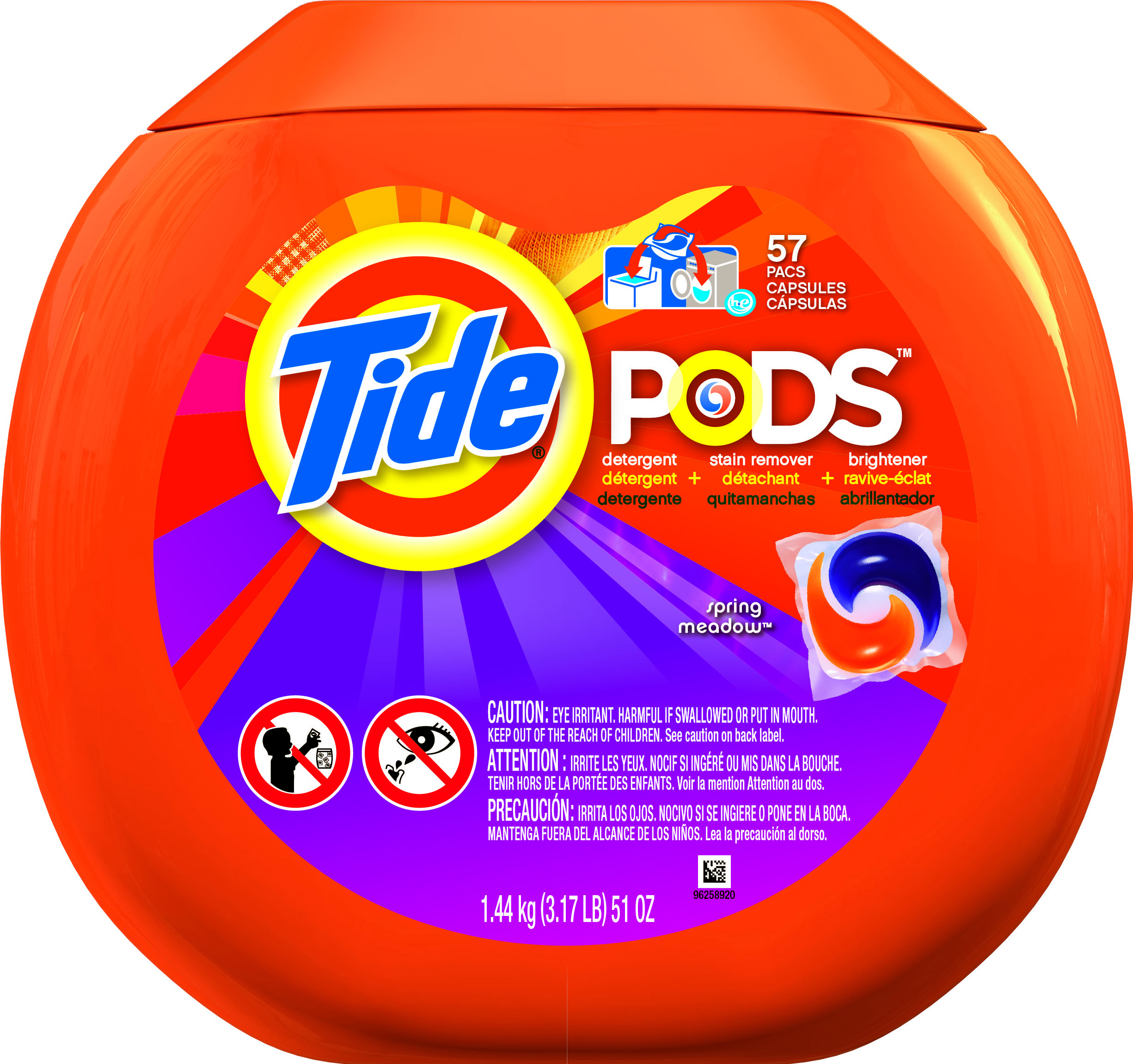 Dec 07,  · Tide Pods are the Internet's breakout meme of early For those of you not in the know, the joke is that brightly colored laundry detergent pods look like delicious fruity candy so .