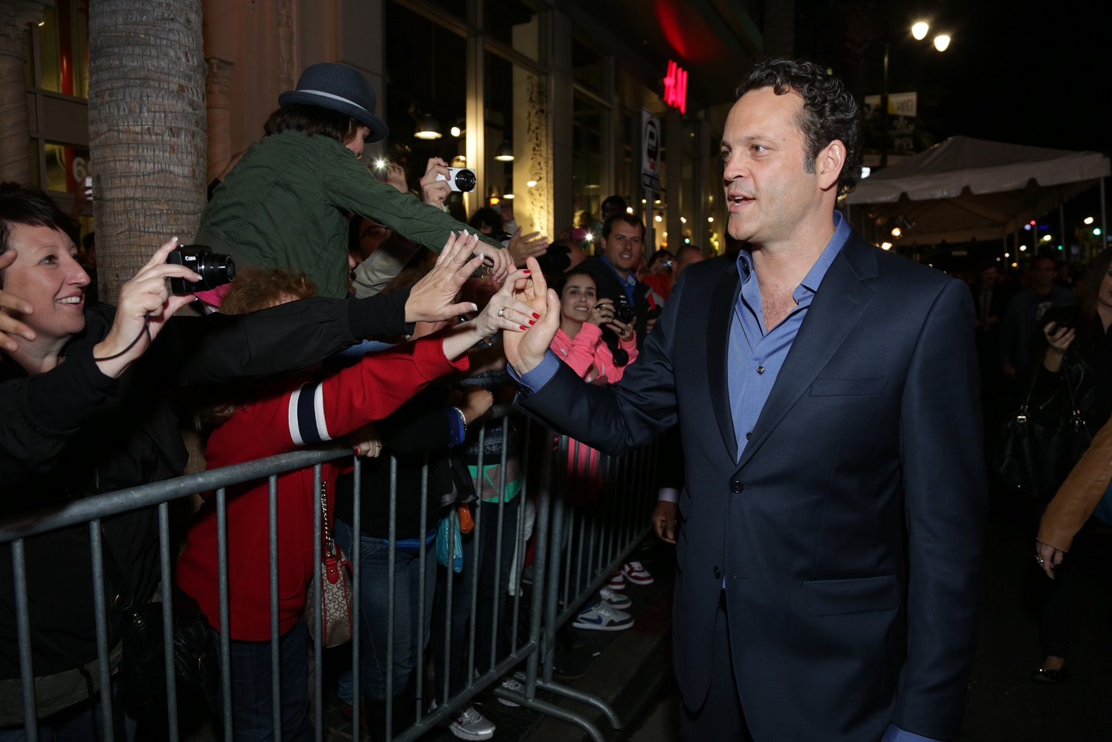 from Knox vince vaughn very gay