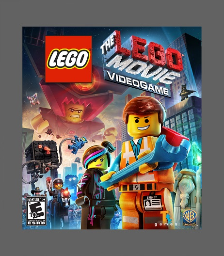 The LEGO Movie Videogame Key Art
