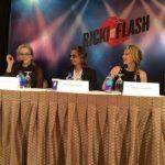 Chatting w/ Meryl Streep, Rick Springfield, & Mamie Gummer! @RickiMovie #RickiandtheFlash