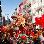 """""""lunar new year in New York City"""""""
