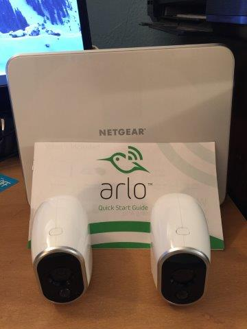 Arlo home security cameras from best buy and netgear for Best buy burglar alarms
