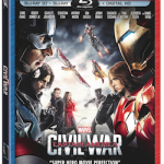 MARVEL'S CAPTAIN AMERICA: CIVIL WAR On Digital HD on Sept. 2 and Blu-ray™ on Sept. 13!