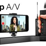 Available Today – iKlip A/V, The Only Smartphone Mount for Pro-Quality Audio/Video! @ikmultimedia