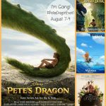 Follow Me In LA As I Walk The Red Carpet For The Premiere of Pete's Dragon! #PetesDragonEvent
