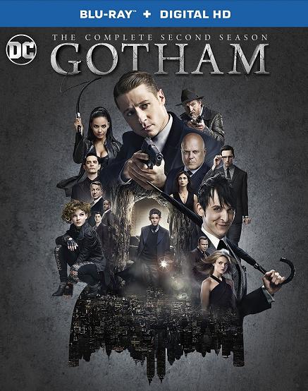 """Gotham, Batman"""