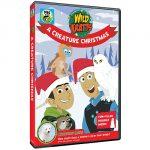 "Giveaway – ""WILD KRATTS: A CREATURE CHRISTMAS"" DVD! @PBSKids @PBS"