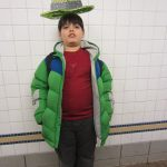 #NYC Subway Hats Throwback! w/Linky! #travel