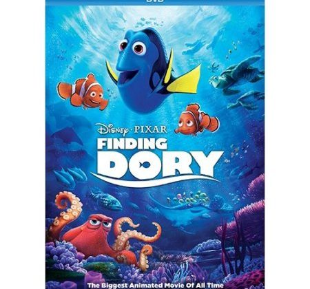 """""""Finding Dory"""" DVD For Free! Deal Expires Friday at Midnight! #Free"""