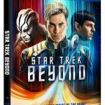 "Giveaway – ""Star Trek Beyond"" Blu-ray Combo Packs – Three Winners!"