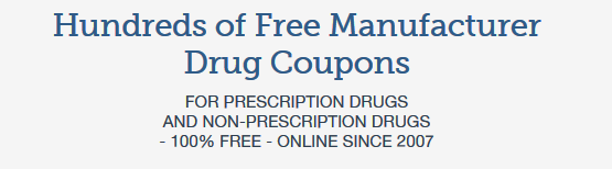 Drug Coupons For Prescriptions, Co-Pays, & OTC Drugs! #coupons #couponing