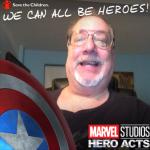 @Marvel Studios Launches #HeroActs! Take a Pic, $5 is Donated to @SaveTheChildren! #DoctorStrange #MarvelStudios