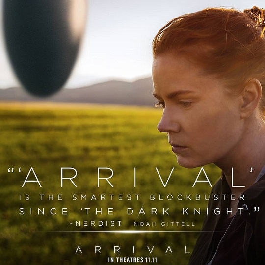 """Arrival"" is a Science Fiction Movie Done Right!"