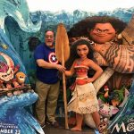 Moana Was Delightful! #MoanaEvent #Moana @DisneyMoana #YoureWelcome