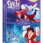 Giveaway – $25 Visa Gift Card & SANTA'S APPRENTICE / THE MAGIC SNOWFLAKE DVD DOUBLE FEATURE! #HolidayMagic #ad