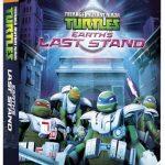 Giveaway – @NickelodeonDVD's Teenage Mutant Ninja Turtles: Earth's Last Stand DVD!