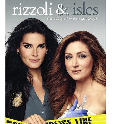 Triple Giveaway – Rizzoli & Isles: The Complete Seventh & Final Season DVD! @RizzoliIslesWB @WarnerBrosEnt
