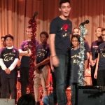 Winter Concert Beat Boxing By Paul! w/Linky!