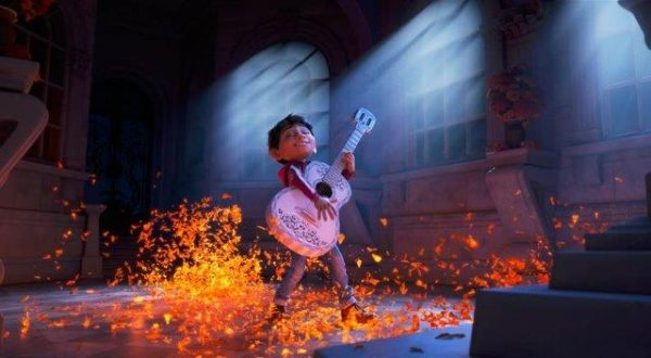 """The 2017 Schedule from Walt Disney Studios Motion Pictures, Coco"""