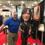 The Walking Dead! w/Linky! @WalkingDead_AMC @ToyFairNY #TFNY #TFNY2017 #TheWalkingDead