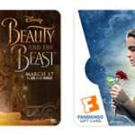 Giveaway- $25 Fandango Movie Gift Card To Celebrate #BeOurGuestEvent #BeautyandtheBeast! Opening March 17th!