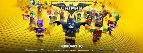 LEGO BATMAN MOVIE – In Theaters February 10! W/ $25 Visa Gift Card Giveaway Package! #LEGOBatmanMovie #Ad