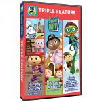 Giveaway – @PBSKids Super WHY!: Triple Feature DVD!