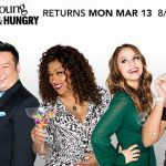 #YoungandHungry Returns to @FreeformTV Monday Night! @EmilyOsment @aimeecarrero @sadowski23 @RexLee_ @Holdenmeister @YoungandHungry