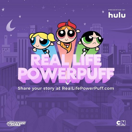 Powerpuff Girls on HULU! With A Sweepstakes and A Giveaway!