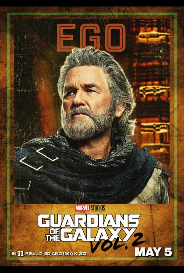 Guardians of the Galaxy Volume 2!, Kurt Russell