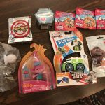 Giveaway – Toy Assortment From Various Genre's!