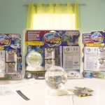 WORLD ALIVE'S Hatch-And-Grow Science Kit Line Enlists @Kickstarter To Launch Its @AquaDragons Into Space!