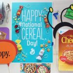 Giveaway for #NationalCerealDay, March 7th, from @GeneralMills!