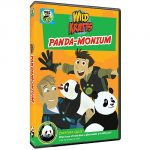 Giveaway – WILD KRATTS: PANDA-MONIUM DVD from @PBSKids!