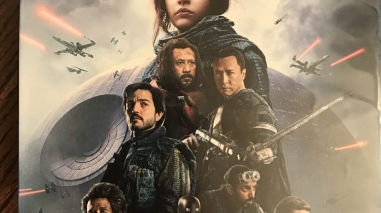 """""""Rogue One: A Star Wars Story"""" Out on Blu-ray/DVD with Digital! @StarWars @HasbroNews #StarWars #RogueOne #ad"""