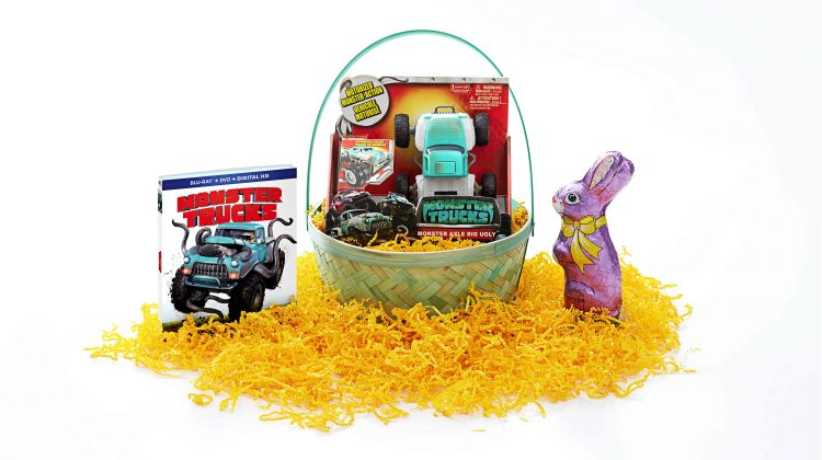 """""""Monster Trucks"""" Creech Cupcake Activity Sheets and Easter Giveaway!"""