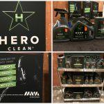 Three Men & A Hero Cleaning! @HeroClean #HeroClean #ad
