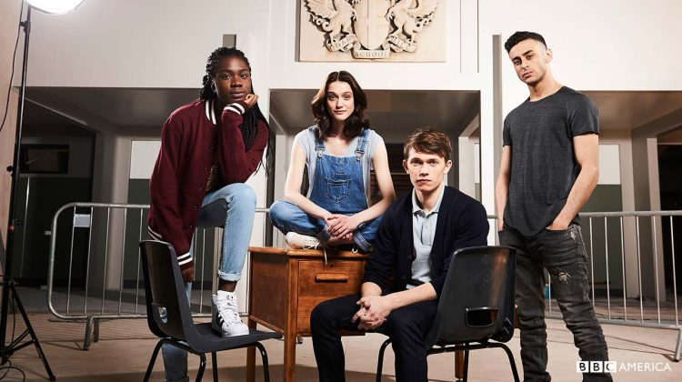 Doctor Who Spinoff: CLASS! Premieres April 15, Right After The Doctor Who Season Premiere! @BBCAMERICA  #ClassDW #DoctorWho