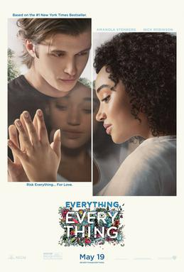 Everything, Everything in Theaters Now! @everythingfilm @NicolaYoon ‏#everythingeverything @mom2summit #mom2summit