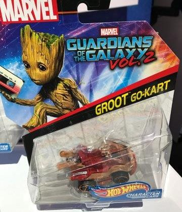 Hot Wheel Vehicles From @Guardians! w/Linky! @Mattel #GotGVol2Event #GOTG2 #TFNY