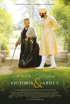 Dame Judi Dench in Victoria & Abdul! @VictoriaAbdul #VictoriaAndAbdul