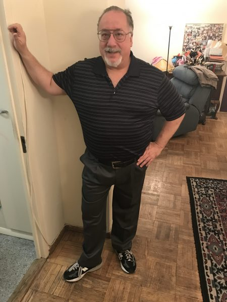 Modeling Haggar Pants With My Dad Bod For #FathersDay
