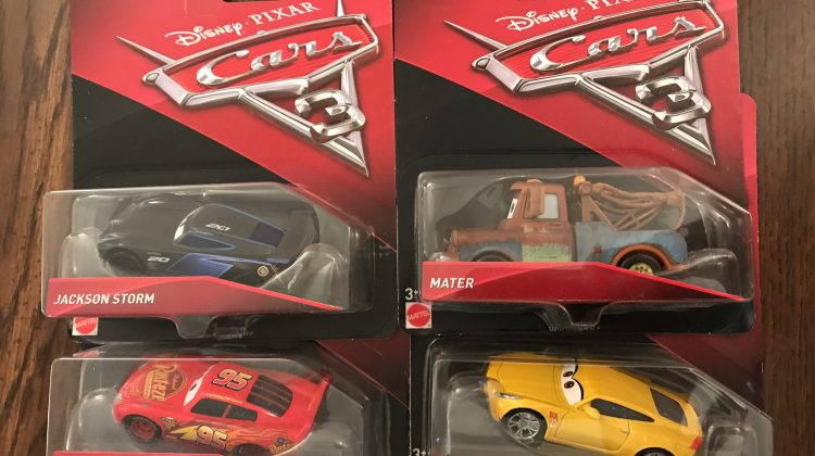 Giveaway – Four Collectible Cars To Celebrate Cars 3! #cars3event @pixarcars #Cars3
