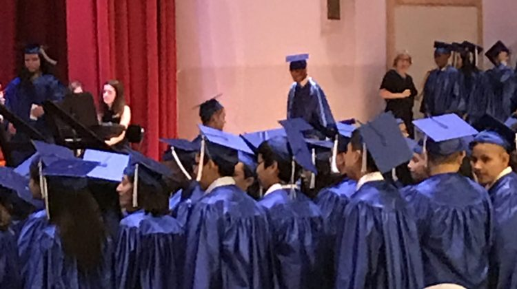 He Graduated Middle School! w/Linky!