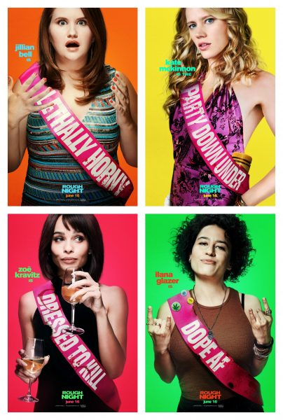 'Why You Should See The Rough Night Movie This Weekend!""