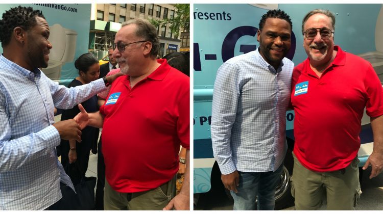 #EnjoyTheGo With @Charmin & @AnthonyAnderson in the Streets of #NYC! #ad