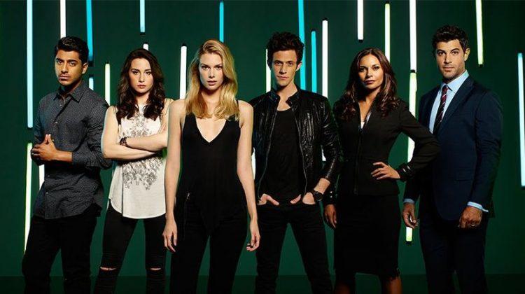 """Stitchers"" Season Three  Premieres June 5th on @FreeFormTV! @StitchersTV #Stitchers"